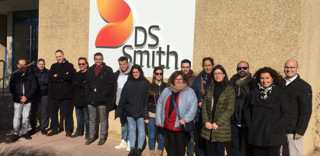 CyLoG - ForoCyLoG - Visita logística DS Smith